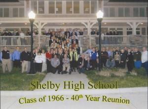 SHS Class of 1966 49th